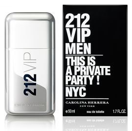 Carolina Herrera - 212 VIP Men Кировоград / Каролина Херрера - 212 Вип Мен Туалетная вода Пробник (edt)  Мужская купить в Кировограде